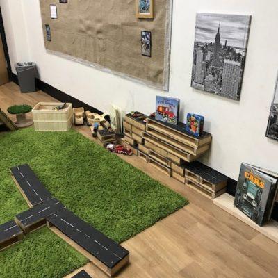 pre school construction